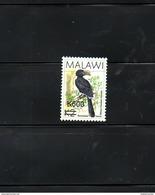 "MALAWI, 2017, BIRD, O/P, NEW VALUE, ""600"" 1v. MNH** - Oiseaux"