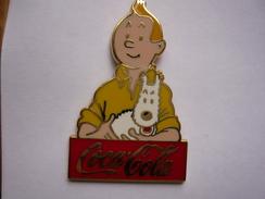 Big Pin S Bd Tintin Herge 4,5 X 3 Cm Neuf - Comics