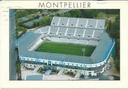 Stadiums - Le Stade De La Mosson Montpellier France Via Macedonia.Football Stadium.Calcio - Stadiums