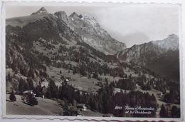Route D'Anzeindaz Et Les Diablerets - CPSM 1957 - VD Vaud