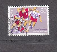 1994    N° 855  OBLITERE     CATALOGUE  ZUMSTEIN - Suisse