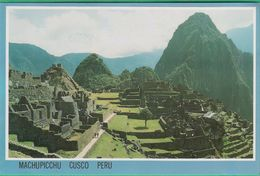 Pérou - Machupicchu Cusco - Peru