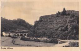 Entrée D'Ouren - Burg-Reuland