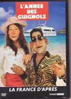 DVD L Année Des Guignols France D Apres  ( Etat: TTB Port 110 Gr Ou 30gr ) - TV Shows & Series