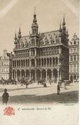 BRUXELLES-GRAND'PLACE MAISON DU ROI - Places, Squares