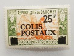 Timbre Du Bénin ( Dahomey ) Colis Postaux - Surchargé - Benin - Dahomey (1960-...)