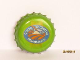 Capsules Ou Plaques De Muselet  Bière QUEUE DE CHARUE - Beer