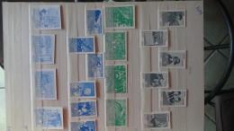 Albums D'épreuves ?? Sur Carton De Timbres Modernes De France. Port 7 Euros OFFERT !!! A Saisir !!! - Stamps