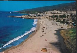 GRECIA - IKARIA - MESSACHTIS BEACH - VIAGGIATA 1991 FRANCOBOLLO ASPORTATO - Grecia