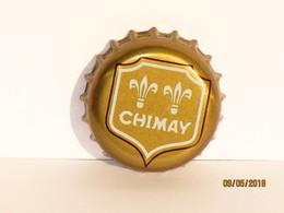 Capsules Ou Plaques De Muselet  Bière CHIMAY BLOND - Beer