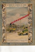 PROTEGE CAHIER-N° 10-MOYENS LOCOMOTION HOMME-CHARS VOITURES TRAMWAYS-CHEMIN DE FER AMERICAIN-PLACE CONCORDE 1869-OMNIBUS - Transport