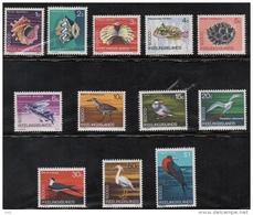 COCOS ISLANDS - YT N° 8 à 19 - Neufs ** - MNH - Cote: 20,00 € - Cocos (Keeling) Islands