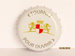 Capsules Ou Plaques De Muselet  Bière KRONENBOUG - Beer