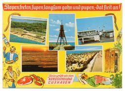 Feriengrüße Aus Dem NORDSEEHEILBAD CUXHAVEN - Cuxhaven