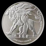 Coins Niue 2018 The Roaring Lion. Silver Coin 1 Ounce - Niue