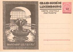 Entier Postal Avec Surcharge N°94 Vue N°3 - Stamped Stationery