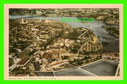 HULL, QUÉBEC - GENERAL VIEW - VUE AÉRIENNE DE LA VILLE DE HULL - PECO - - Autres