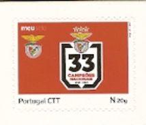 Portugal ** & Benfica, Tetra Campeão 2016-2017 (8697) - 1910-... République