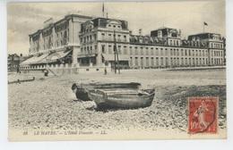 LE HAVRE - L'Hôtel FRASCATI - Andere