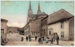 63Ch   55 Euville Rue Des Carrieres La Poste - Unclassified