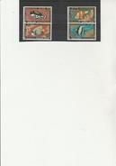 WALLIS ET FUTUNA - POSTE AERIENNE  N° 76 A 79  NEUF INFIME CHARNIERE - ANNEE 1978 -COTE : 19 € - Unused Stamps