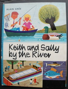 Alain GREE : Keith And Sally By The River - Children's