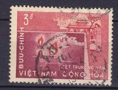 Vietnam South 1965 Mi. 362   3 D Tag Der Seelenwanderung Frau Mit Kind Brennenden Lichten - Vietnam