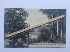 BOUSVAL - PALLANDT « Le Château De Mr Le Bourgmestre»Panorama(1920)Édit Vve Miesse-Denis (PRÉAUX ). - Genappe