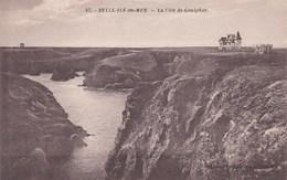 Belle Ile En Mer La Cote De Goulphar - Belle Ile En Mer