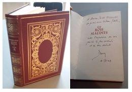 Maurice DRUON - Les Rois Maudits - - Signé / Hand Signed / Dédicace / Autographe - Books, Magazines, Comics