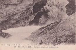 Intérieur De La Grotte Apothicairerie - Belle Ile En Mer