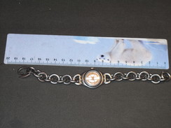 SWATCH IRONY 0 JEWEL - BRACELET MAILLONS METALLIQUE - Watches: Modern