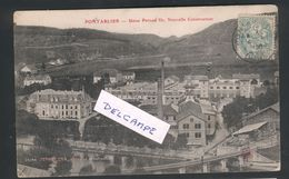 25 - Pontarlier - Usine Pernod Fils - Nouvelle Construction - Absinthe - Pontarlier