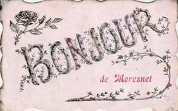 Bonjour De Moresnet , Pailettes , ( Plombières  - Henri-Chapelle - Kelmis ) - Blieberg