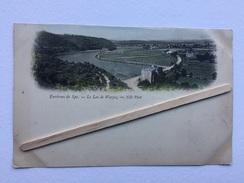ENVIRONS DE SPA «Le Lac De WARFAZ «colorisée (1900) Édit  ND.  Nº 6 - Spa