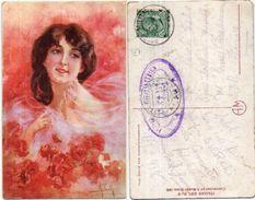 A.S.M. Italian Girl N° 9 - Cachet Milittaire  (101688) - Illustratoren & Fotografen