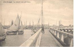 Zeebrugge - CPA - Le Bassin Des Pêcheurs - Zeebrugge