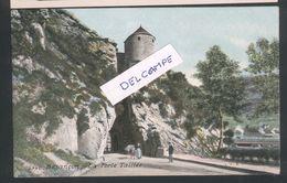 25  - Besançon - La Porte Taillée - Attelage Ane - - Besancon
