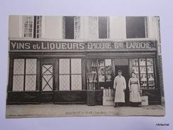 BEAUMONT EN AUGE-Epicerie Laroche - France