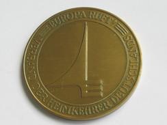Médaille EUROPA RUFT - Verband Der Heimkehrer Deutschlands  **** EN ACHAT IMMEDIAT **** - Professionnels/De Société