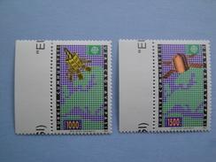Europa 1991  Turquie  Yv  2669/70 ** Scott 2502/3  Michel 2921/2 SG  Xx - 1991