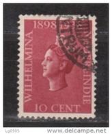 Nederlands Indie Netherlands Indies 236 Used ; Koningin, Queen, Reine, Reina Wilhelmina 1938 - Nederlands-Indië