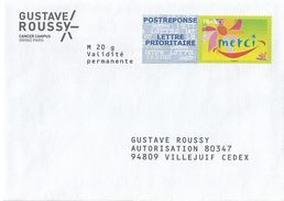Entier Postal Gustave Roussy 13P371 - Entiers Postaux