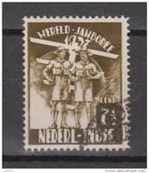 Nederlands Indie Netherlands Indies Dutch Indies 227 Used ; Wereld Jamboree Nederland, World Jamboree 1937 - Niederländisch-Indien