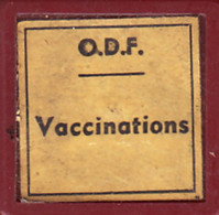 1 Film Fixe VACCINATIONS Medecine Et Santé (ETAT TTB ) - 35mm -16mm - 9,5+8+S8mm Film Rolls