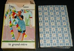 "Rare Ancien Jeu De Cartes, 7 Sept Familles ""Tourisme"", Willeb, Station Service, Hotel Camping, Ecole Pompier - Other"
