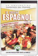 DVD La Cuisine Espagnol ( Etat: TTB Port 110 Gr Ou 30gr ) - Documentary