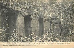 Pays Div-ref L46- Cambodge -prah Kham - Khan - Societe D Angkor Comité Cambodgien - - Cambodia