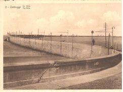 Zeebrugge - CPA - Le Môle - Zeebrugge