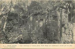 Pays Div-ref L45- Cambodge -prah Khan - Kham - Societe D Angkor Comité Cambodgien - - Cambodia